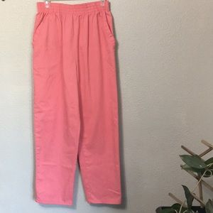 Susan Christopher Vintage Pink Mom Pants